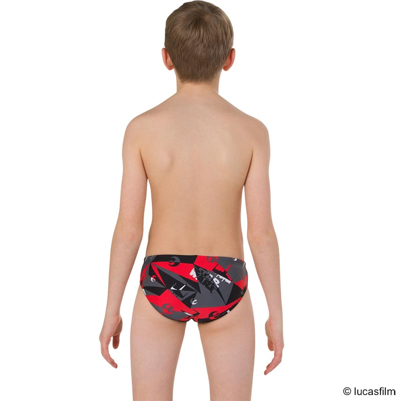 Speedo Star Wars Alliance Camo Brief Black/Brown