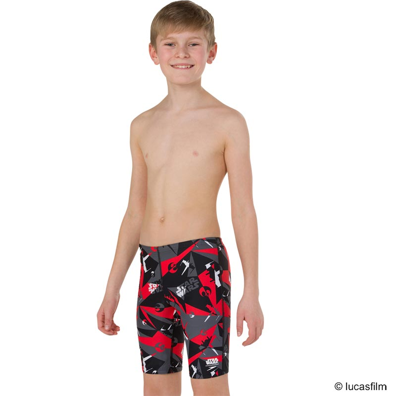 Speedo Star Wars Alliance Camo Jammer Black/Grey