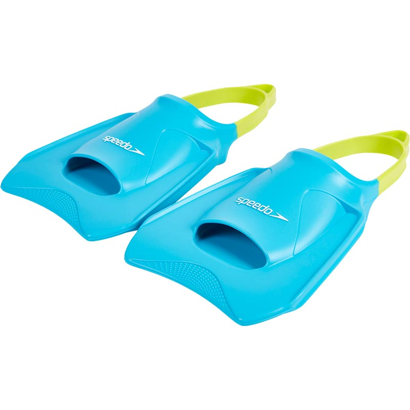 df124083e6 Speedo Fitness Fins Turquoise/Lime/Ultramarine. Tap to expand
