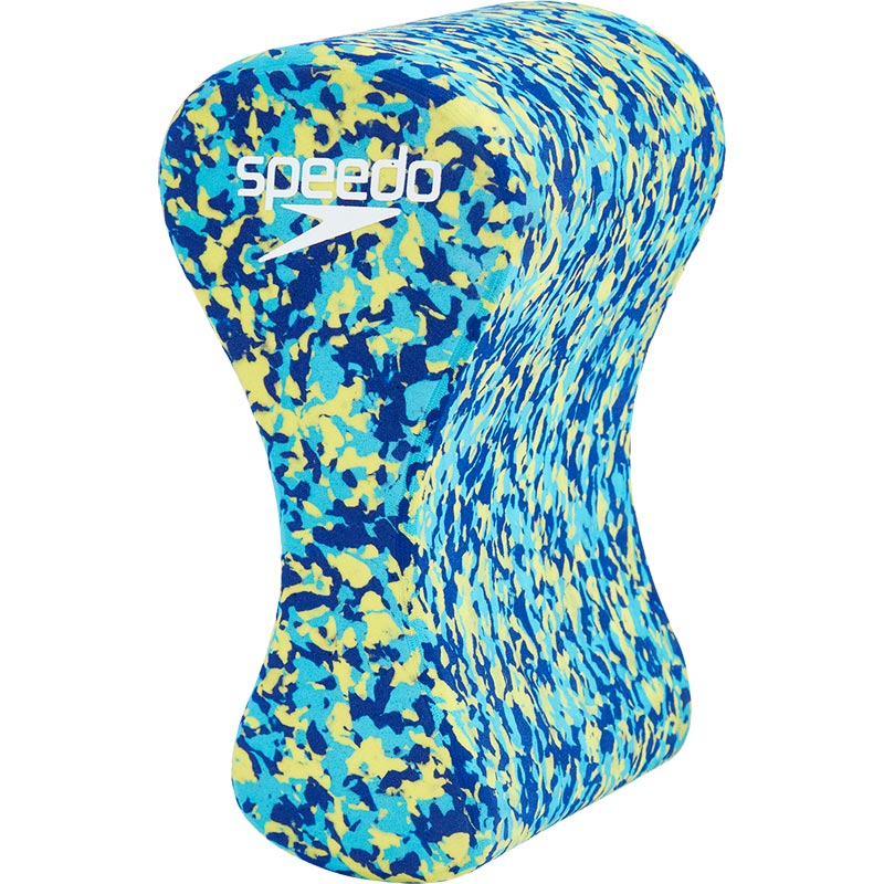 bd112dac86 Speedo Elite Pullbuoy Turquoise/Lime Punch. Tap to expand