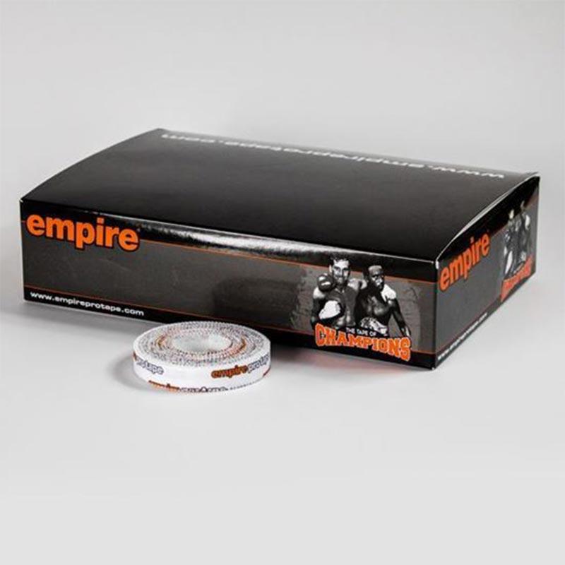 Empire Pro Adhesive Sport Tape 13m x 1.25cm 12 Pack