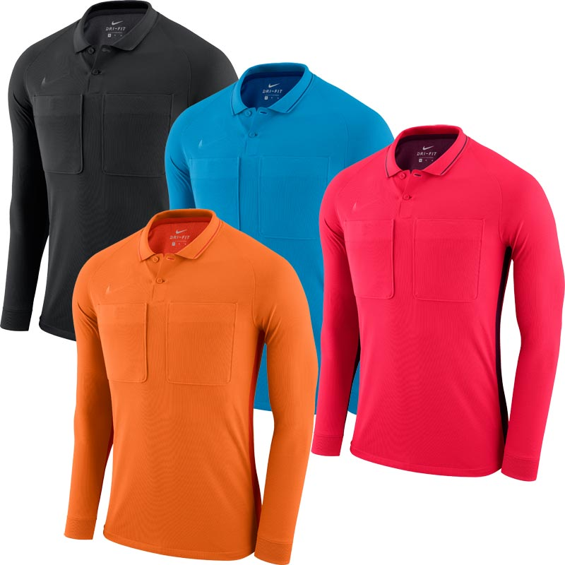 Nike Long Sleeve Referee Shirt