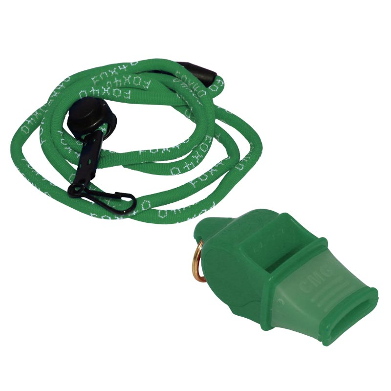 FOX 40 Sonik Blast CMG Whistle with Neck Lanyard