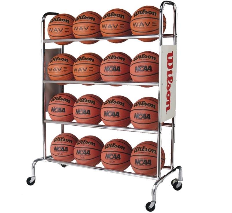 Wilson Deluxe Ball Rack