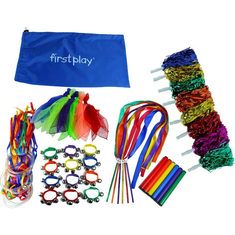 First Play Standard Dance Movement Kit