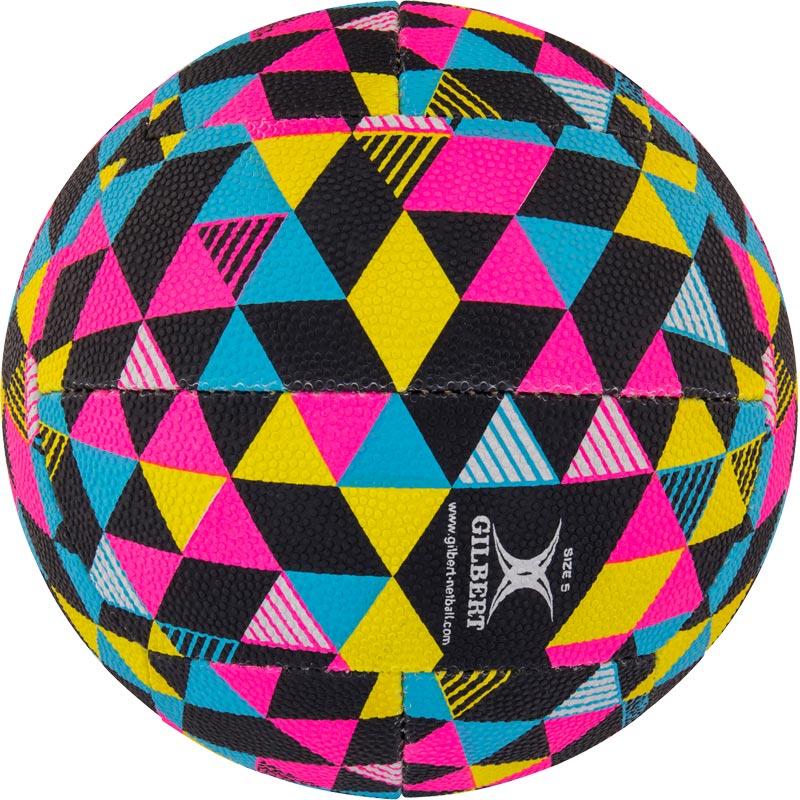 Gilbert Pop Supporter Training Netball