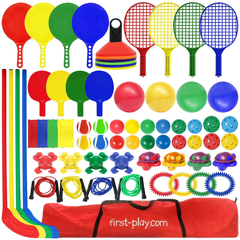 First Play Multi Colour Activity Holdall