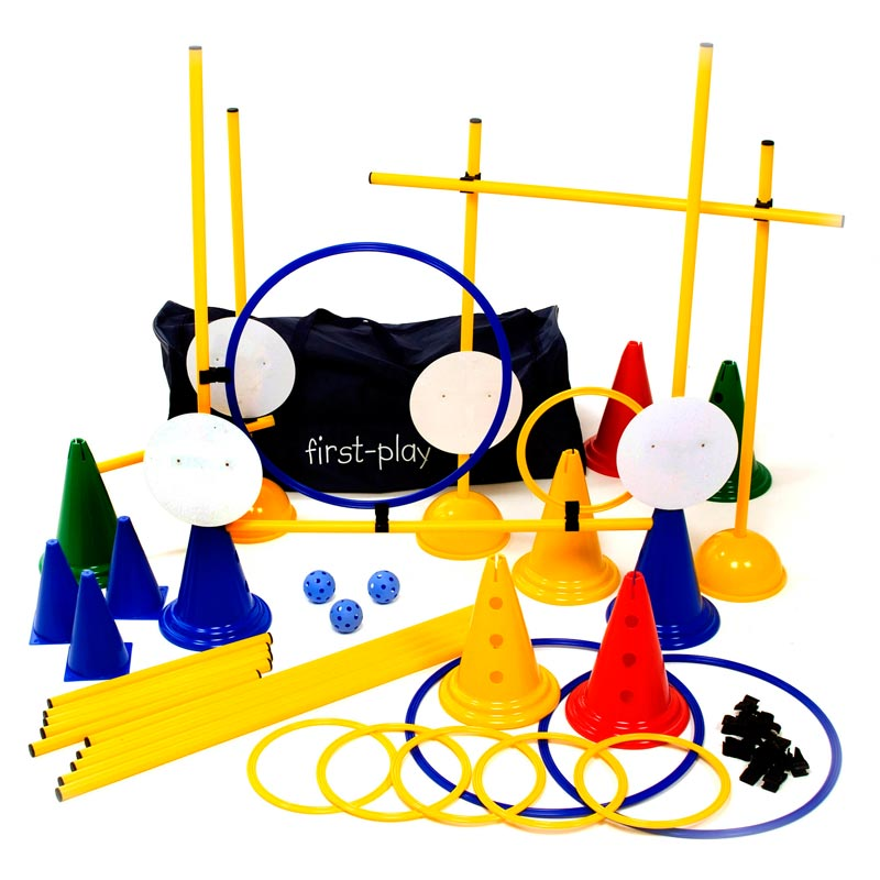 First Play Obstacle Kit