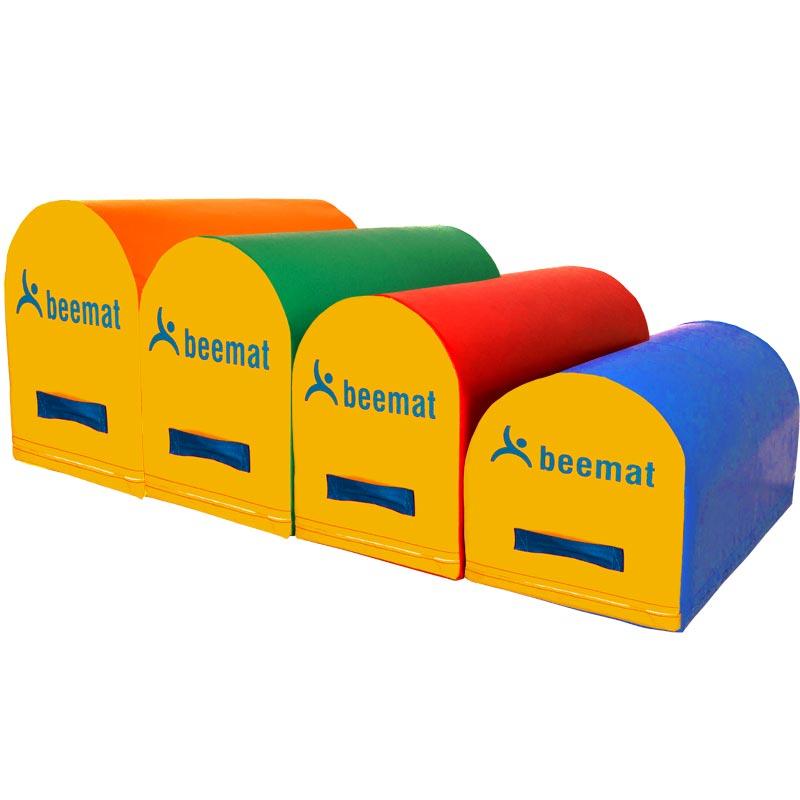 Beemat Mailbox Gymnastic Training Block Full Set
