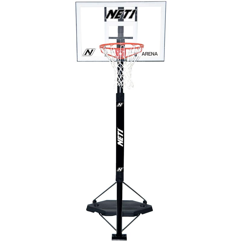 Net1 Arena Portable Basketball Set