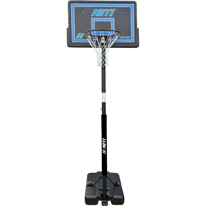 Net1 Conquer Portable Basketball Set