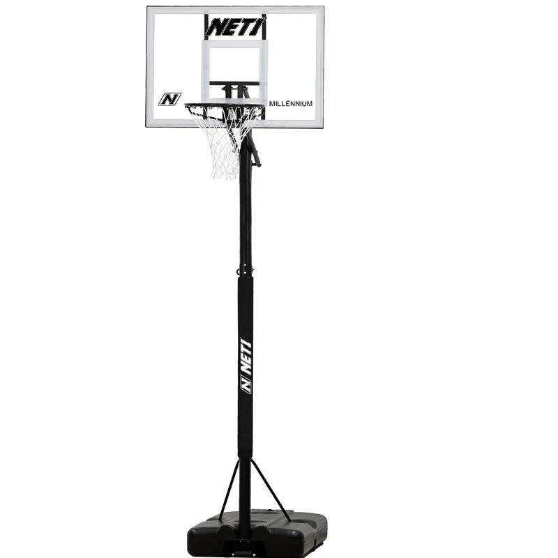 Net1 Millenium Portable Basketball Set