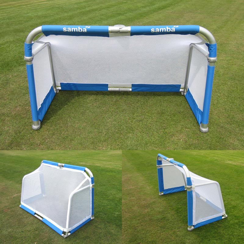 Samba 5ft x 3ft Aluminium Folding Football Goal