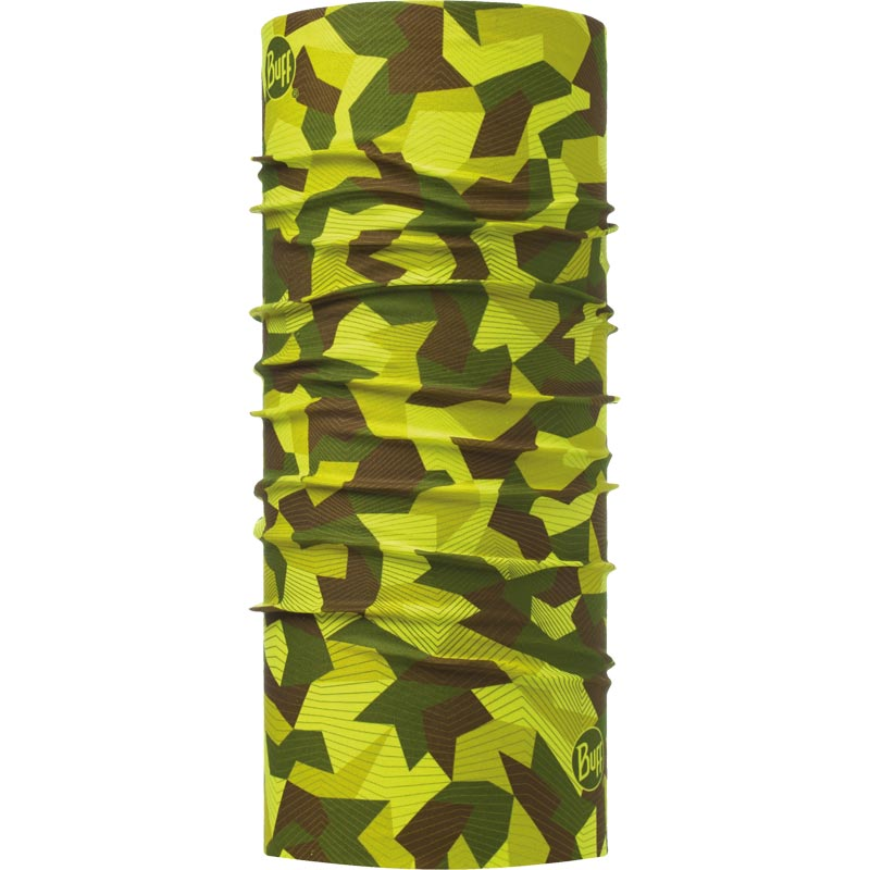 Buffwear Black Camo Green Original Buff