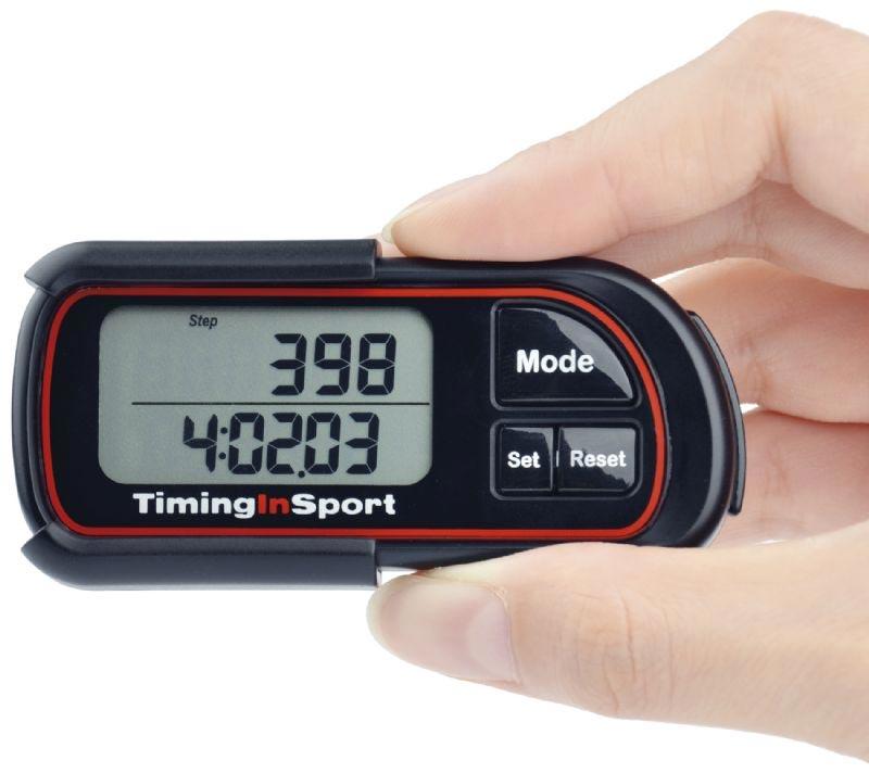 TIS Pro 830 3D Pedometer