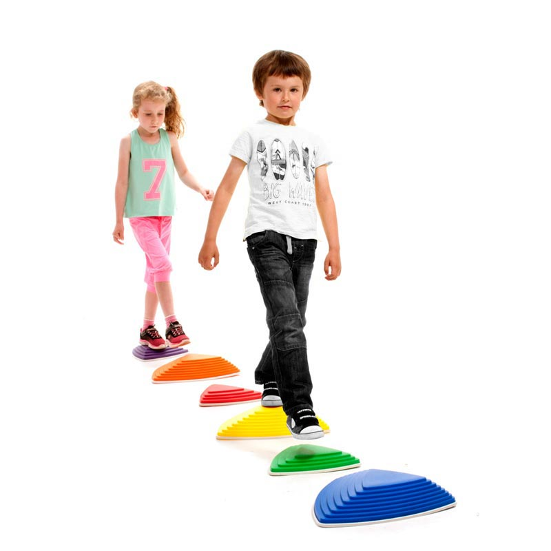 First Play River Stepping Stones 6 Pack
