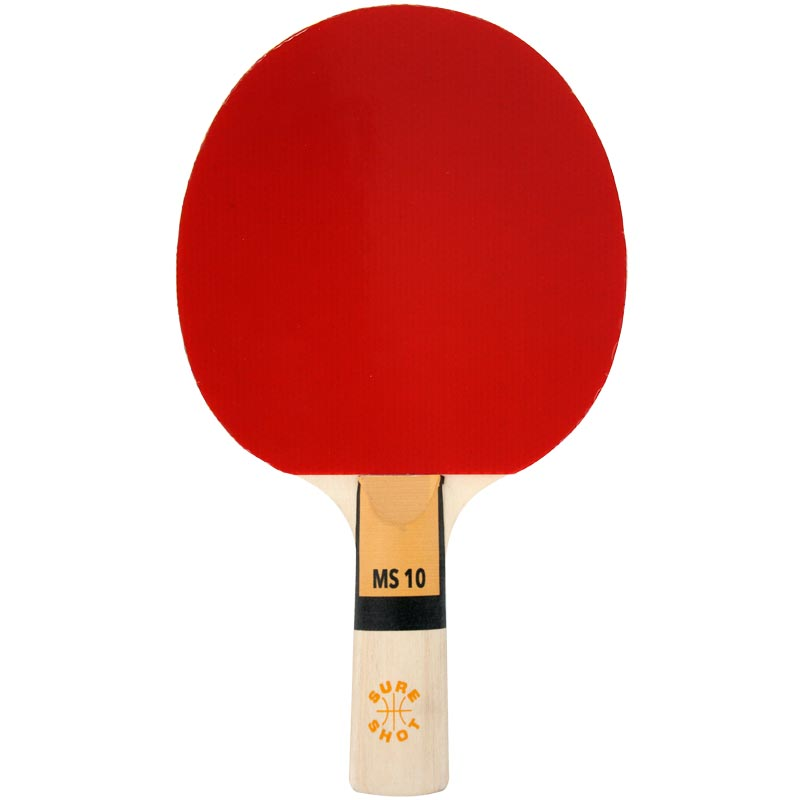 Sure Shot Matthew Syed 10 Table Tennis Bat
