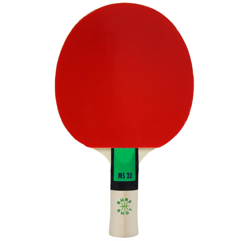 Sure Shot Matthew Syed 20 Table Tennis Bat