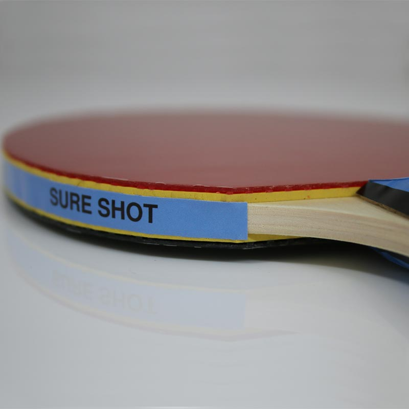 Sure Shot Matthew Syed 40 Table Tennis Bat