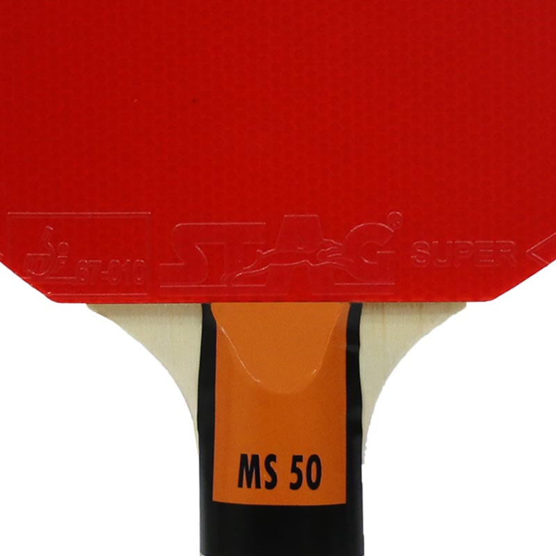 Sure Shot Matthew Syed 50 Table Tennis Bat