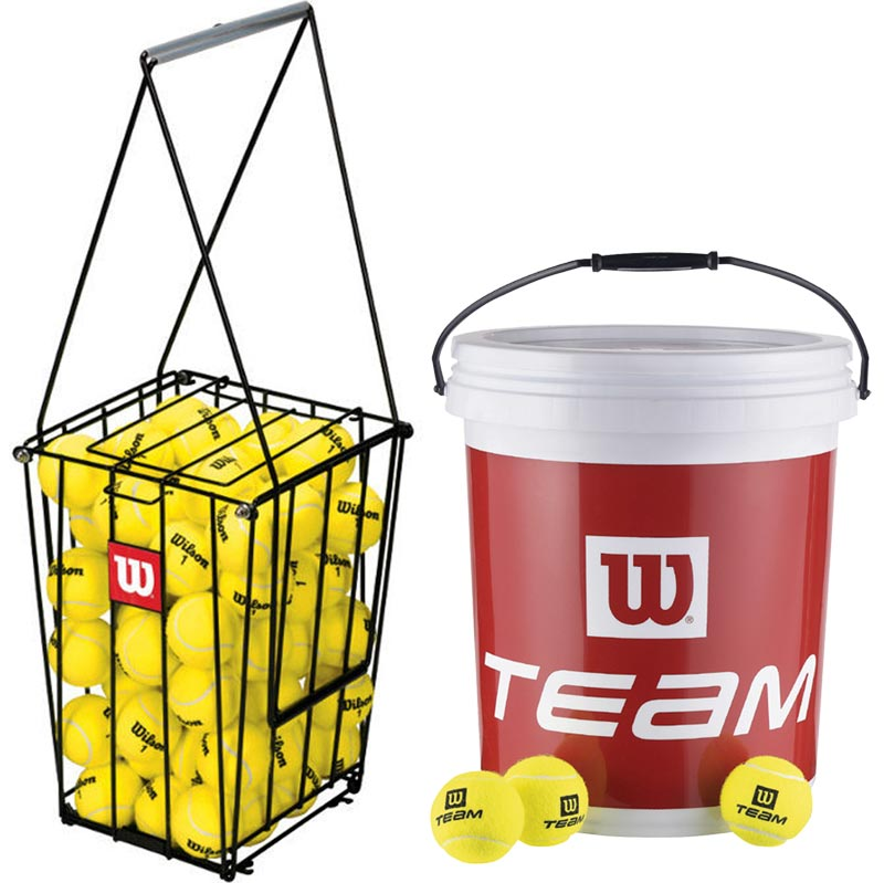 Wilson Team Trainer Tennis Ball Pick Up 72 Pack