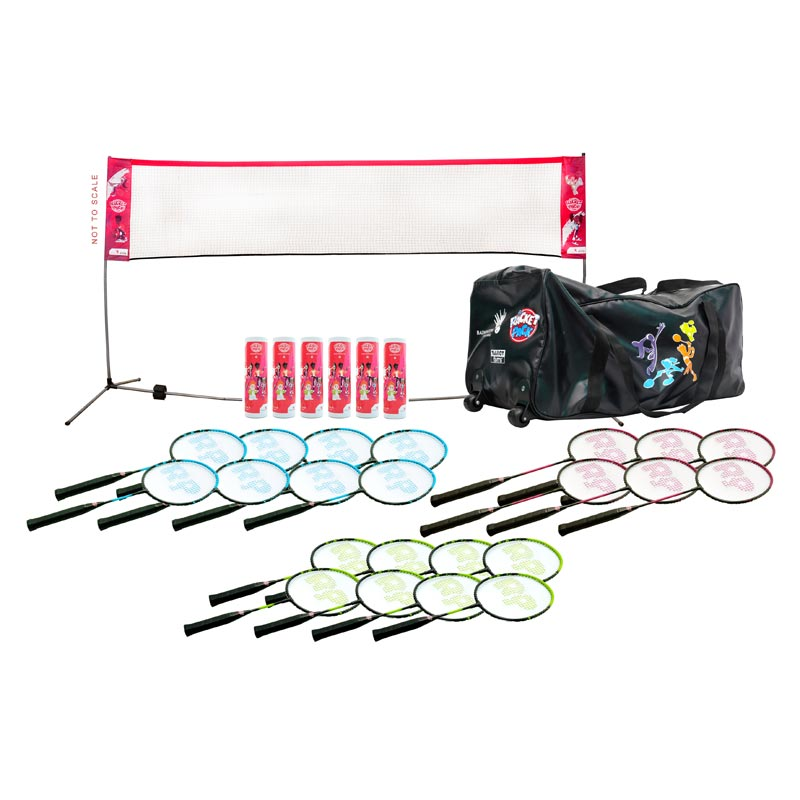 Racket Pack Primary Equipment Pack