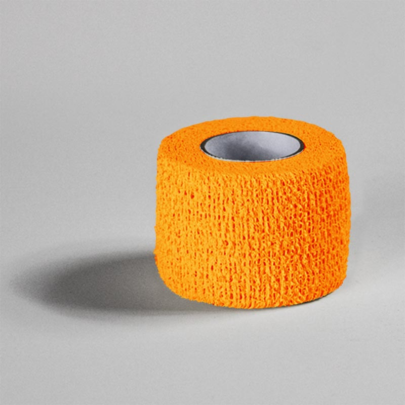 Empire Cohesive Wrap 4.5m x 3.8cm Orange