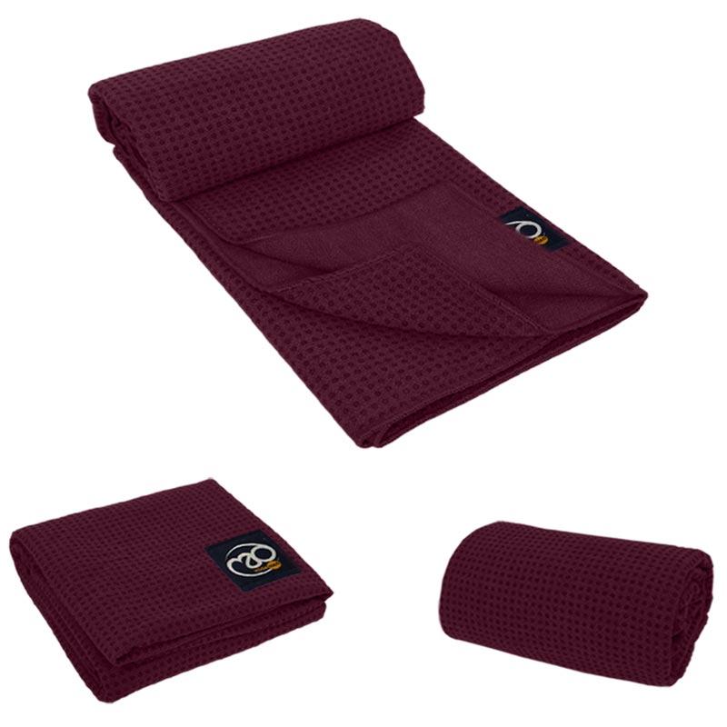 Fitness Mad Grip Dot Yoga Towel
