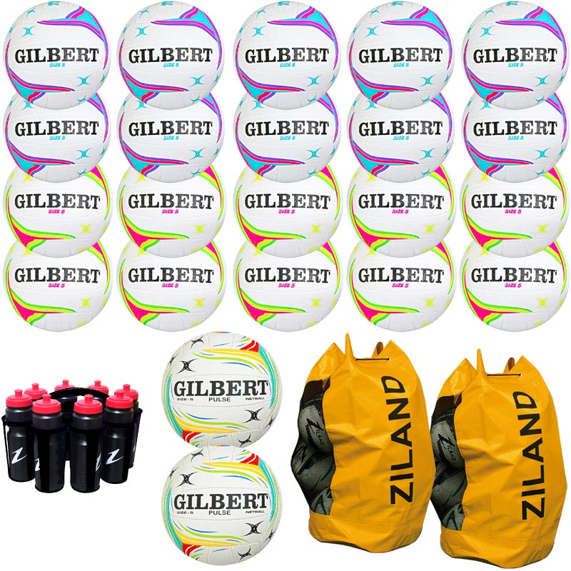 Gilbert Netball Equipment Pack