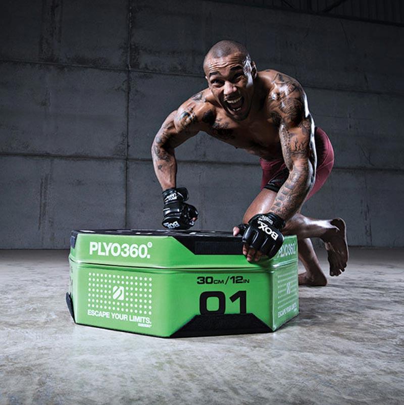 Escape Plyosoft Box 360