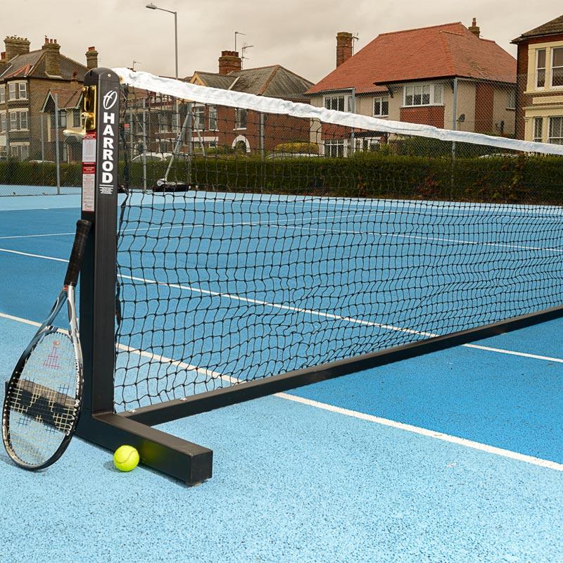 Harrod Sport Freestanding Steel Practice Tennis Posts