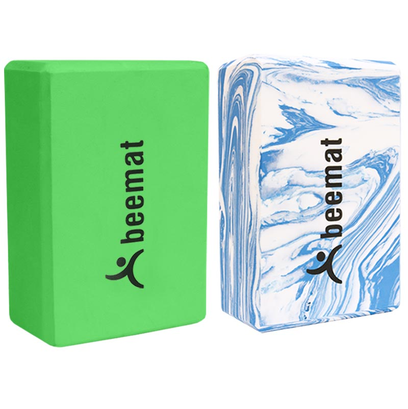 Beemat Yoga Block