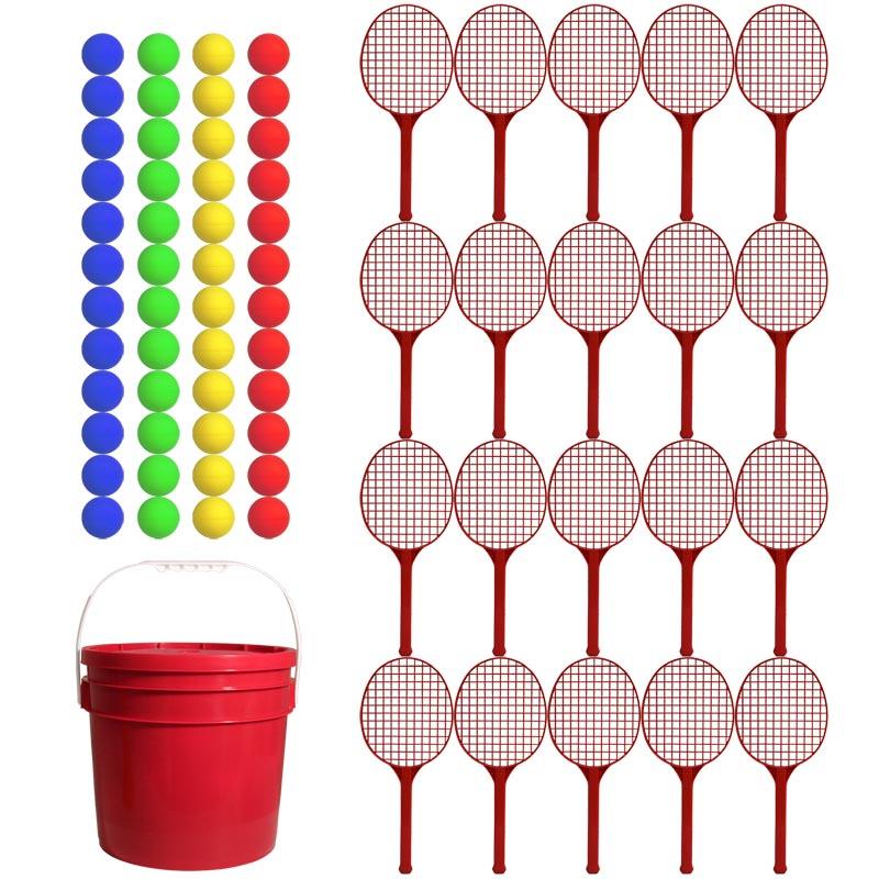 First Play Mini Tennis Racket Pack