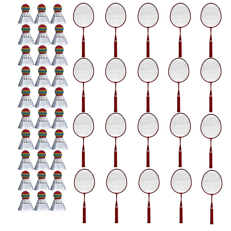 First Play Badminton Racket Pack
