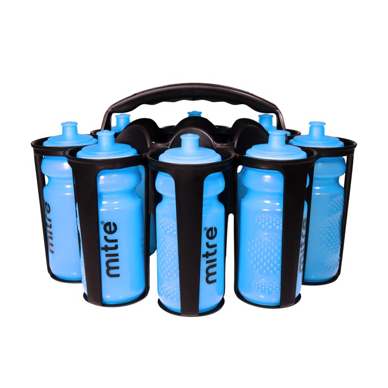 Mitre 500ml Water Bottles With Carrier