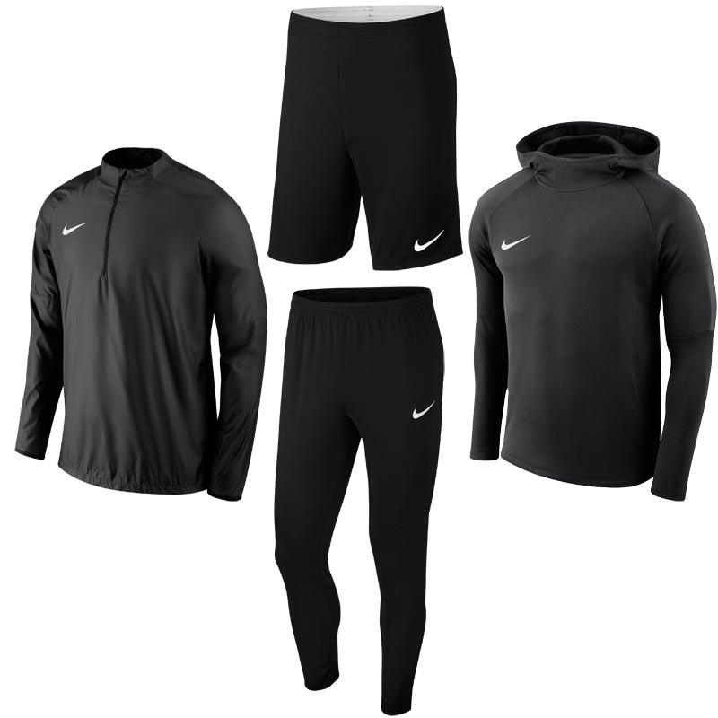 Nike Academy 18 Training Pack Black/Black