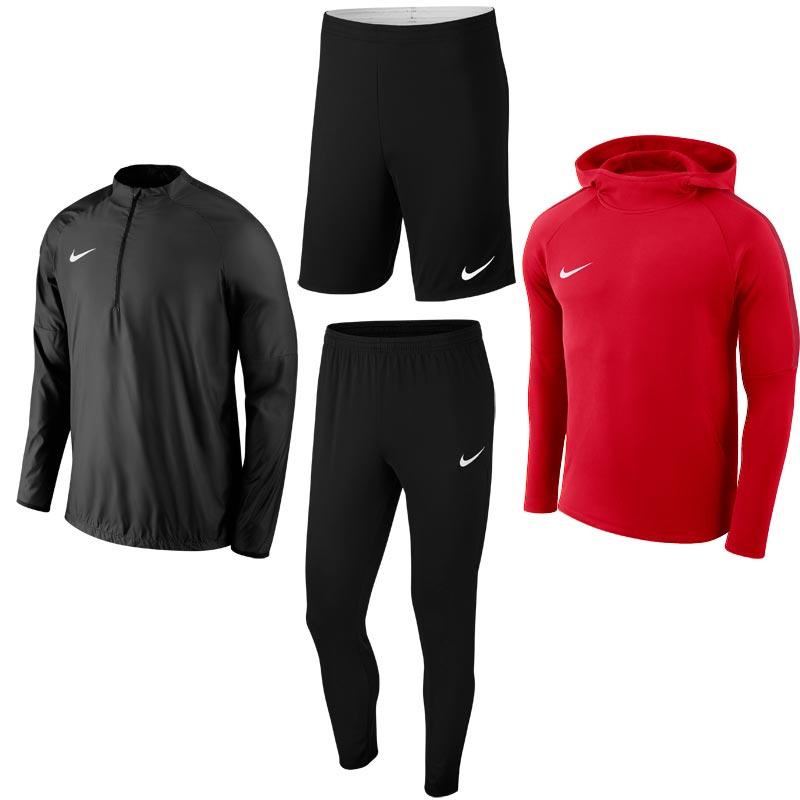 Nike Academy 18 Training Pack University Red/Black