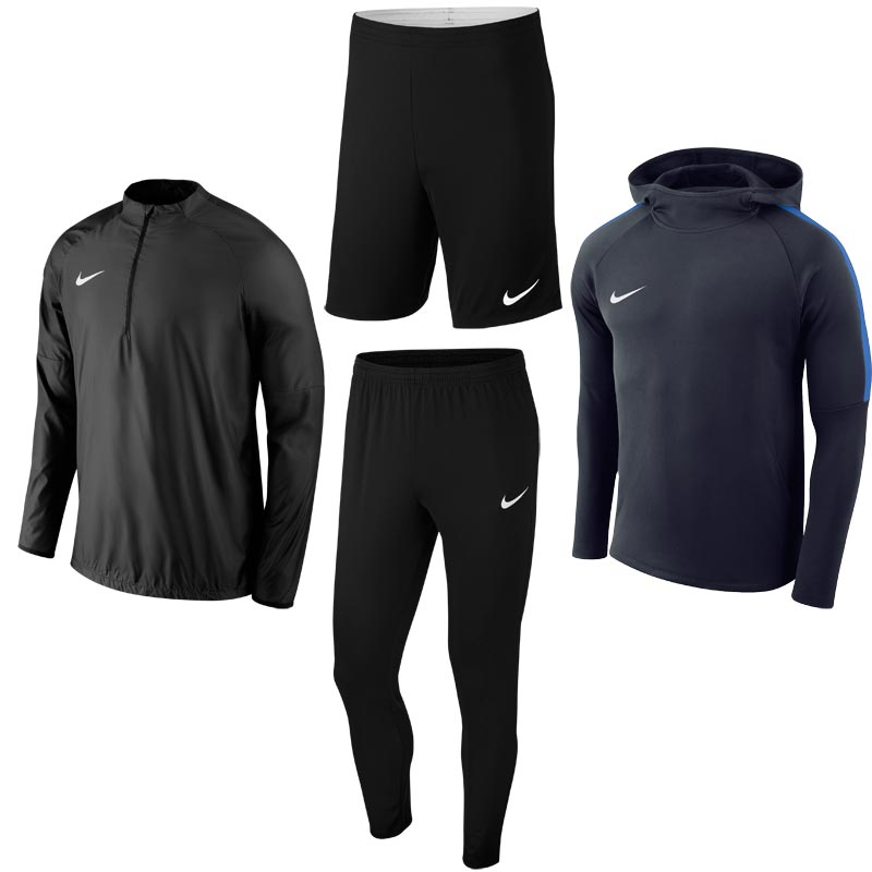 Nike Academy 18 Training Pack Obsidian/Black
