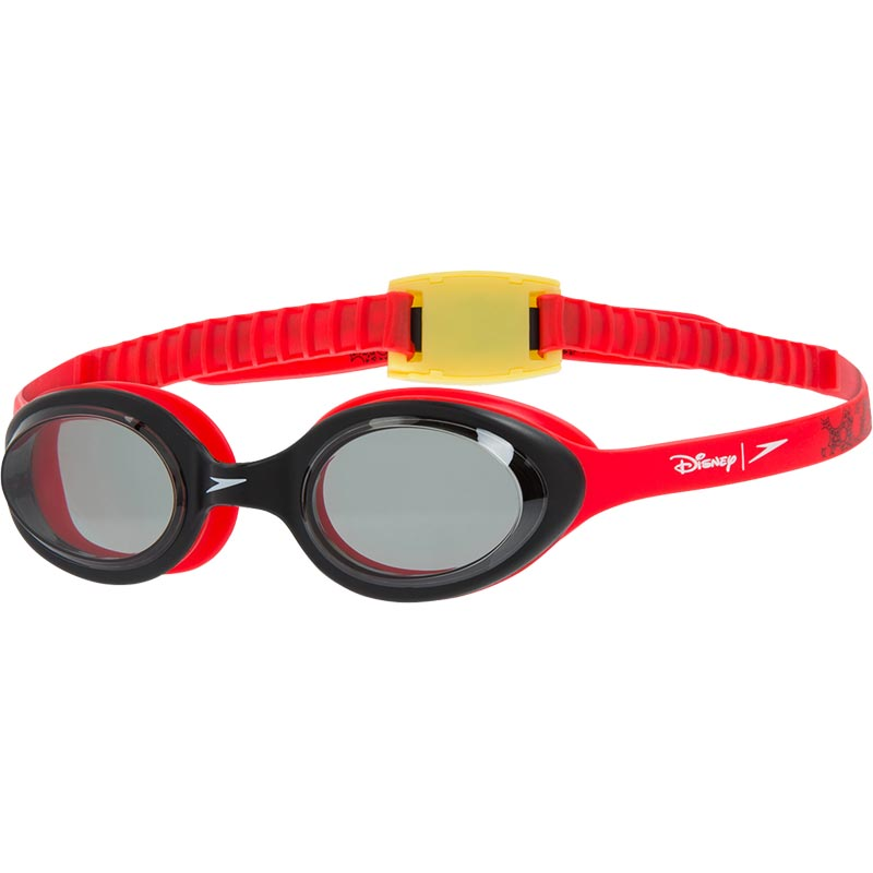 Speedo Disney Illusion Junior Mickey Mouse Swimming Goggles