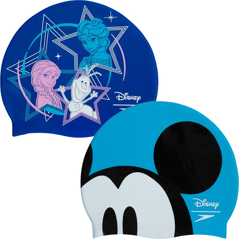 Speedo Junior Disney Slogan Swimming Cap