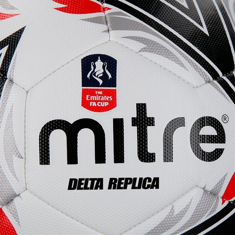 Mitre FA Cup Delta Replica Training Football