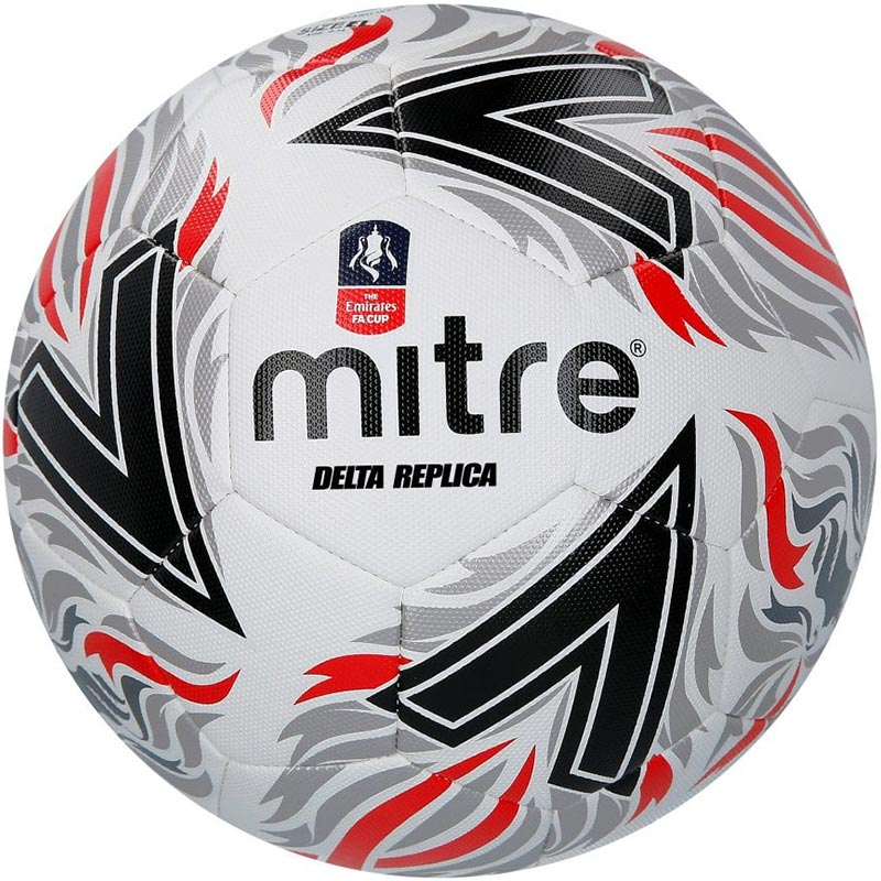 Mitre FA Cup Delta Replica Training Football