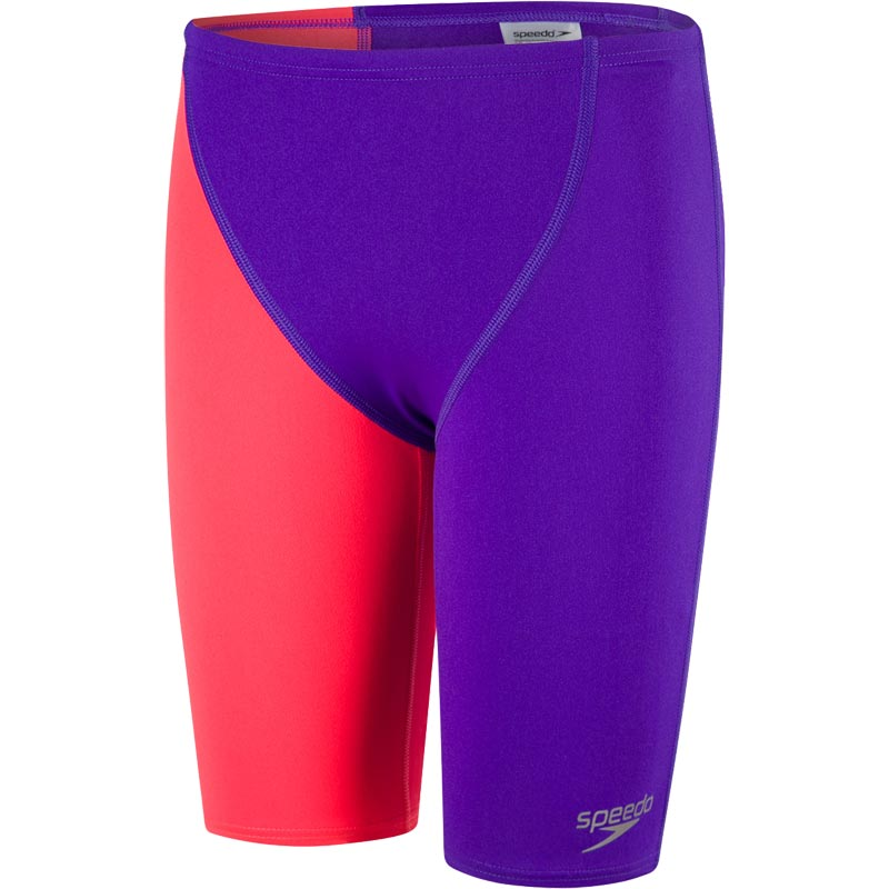 Speedo Fastskin Endurance Plus Jammer Royal Purple/Psycho Red