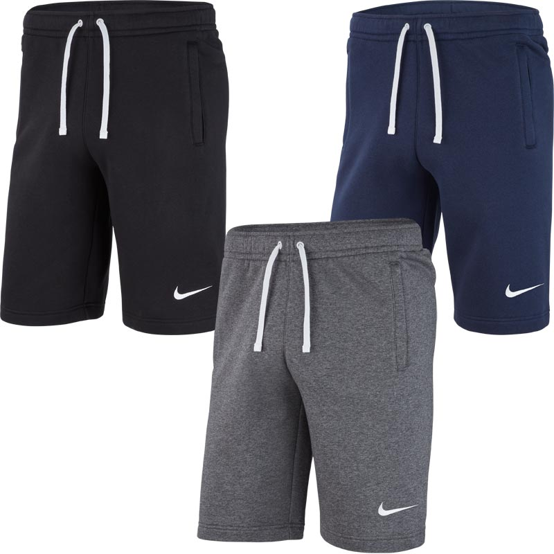 Nike Team Club 19 Junior Fleece Shorts