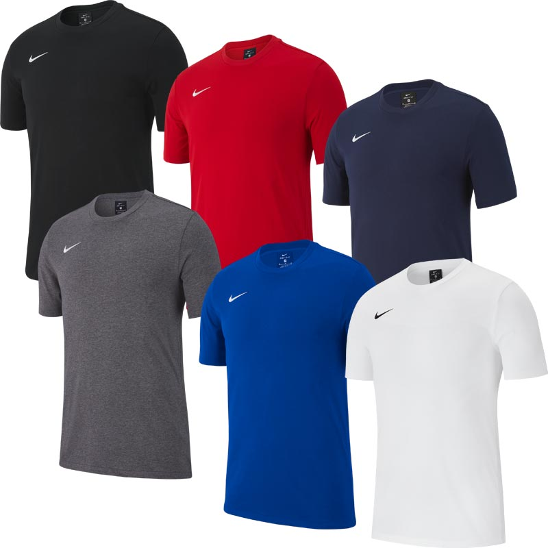 Nike Team Club 19 Junior Tee Shirt