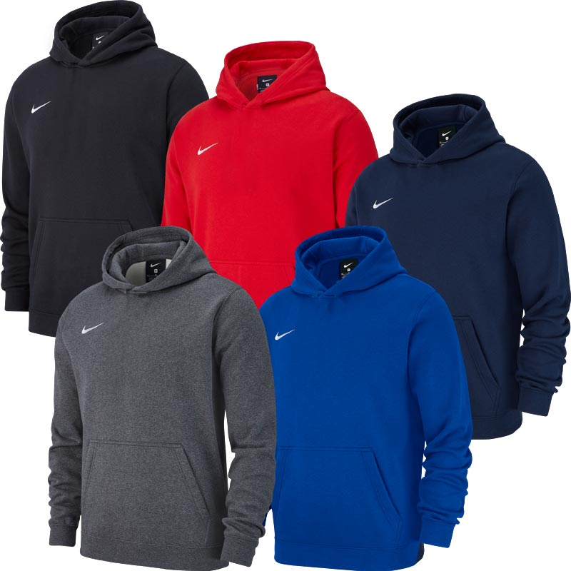 Nike Team Club 19 Junior Hoodie