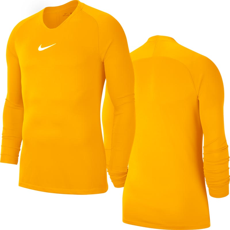 Nike Park First Layer Junior Top University Gold