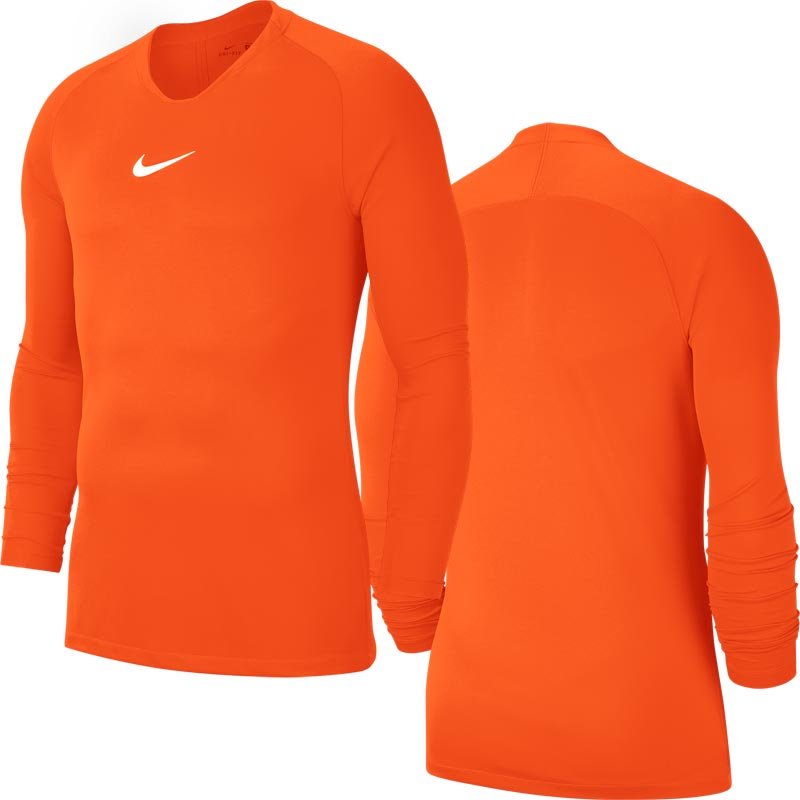 Nike Park First Layer Senior Top Safety Orange