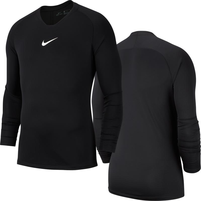 Nike Park First Layer Senior Top Black