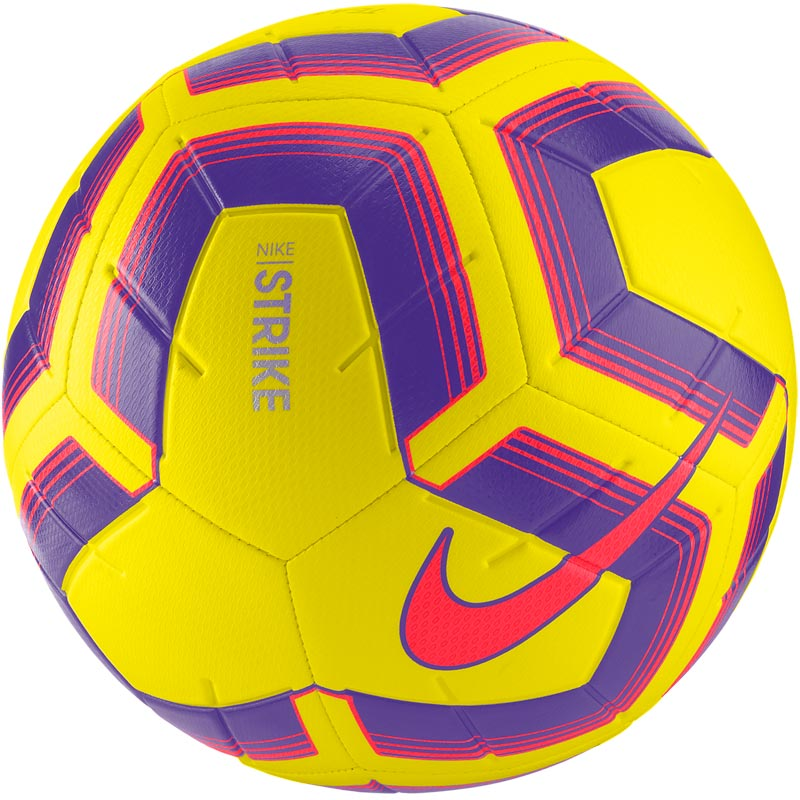 Nike Strike Team Match Football Yellow